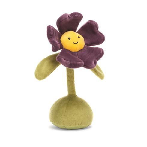 Flowerlette Pansy by Jellycat