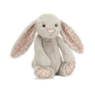Blossom Silver Bunny by Jellycat