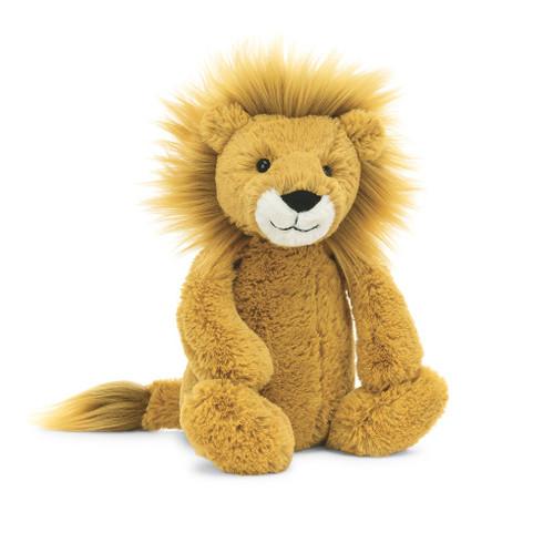 Bashful Lion by Jellycat