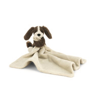 Bashful Fudge Puppy Soother by Jellycat