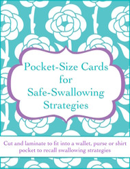 Pocket Size Safe Swallow Cards