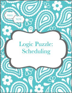Logic: Scheduling a Day of Errands - CALM Speech Therapy