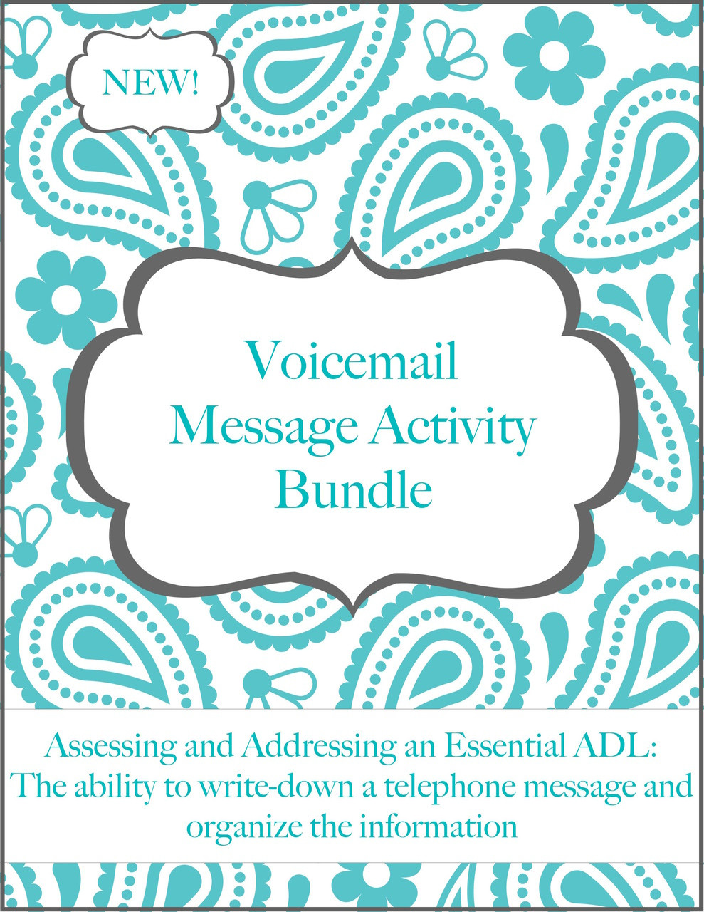 Voicemail Message Activity
