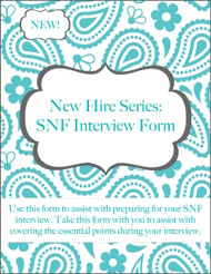 SNF Interview Topics Free Download