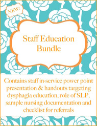 Staff Education Bundle