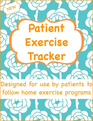 Patient Exercise Tracker