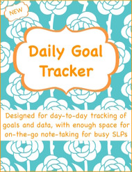 Daily Goal Tracker