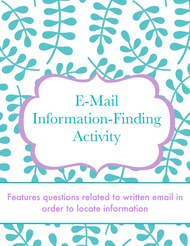 Email Information-Finding