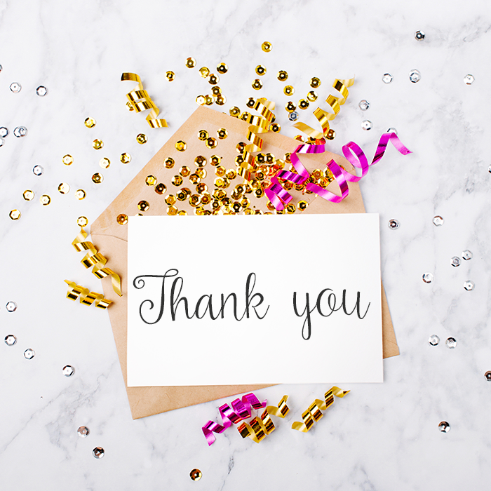 photo regarding Printable Thank You Cards Free named Cost-free Printable Thank Oneself Playing cards - Thats Mine Labels