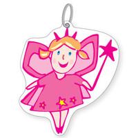 Fairy Bag Tag