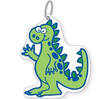 Dinosaur Bag Tag