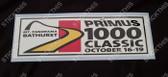Bathurst Mt Panorama Primus 1000 Classic 1997 Sticker