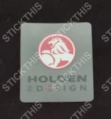 HBD Holden By Design Side Window Decal VS VT VU