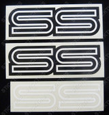 HQ SS Body and Boot Decal Kit