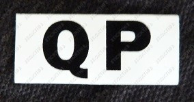 Wiper Motor Decal - QP