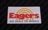 Eagers Big Deals on Wheels