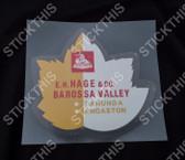E H Hage and Co Yellow Leaf - Tanunda, Angaston SA