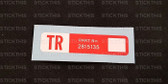 TR Wiper Motor Decal