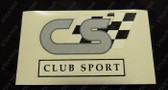 Clubsport Body Decal - VN