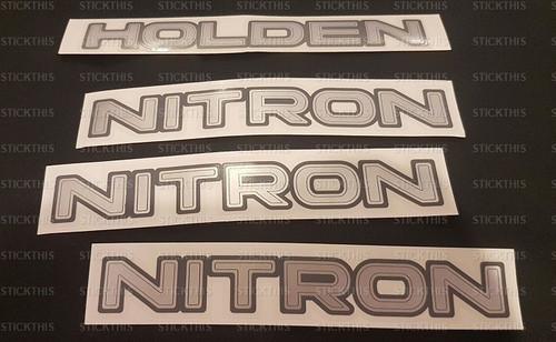 VP Nitron Decal Kit