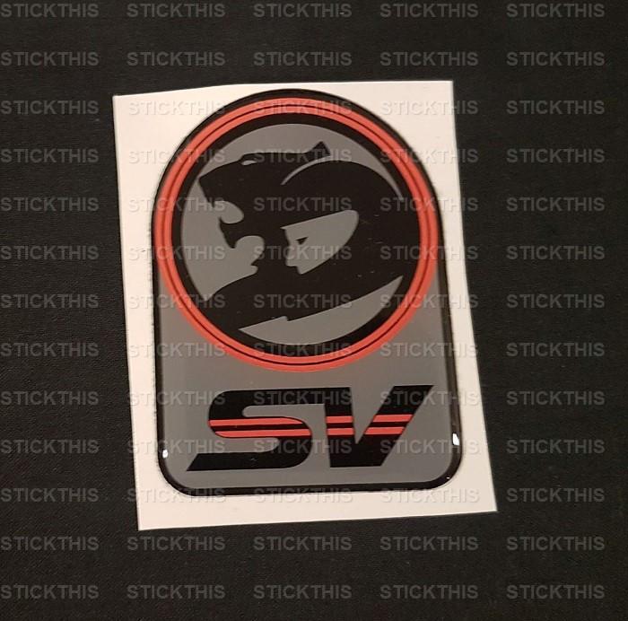 SV Walkinshaw Guard Badge, VL