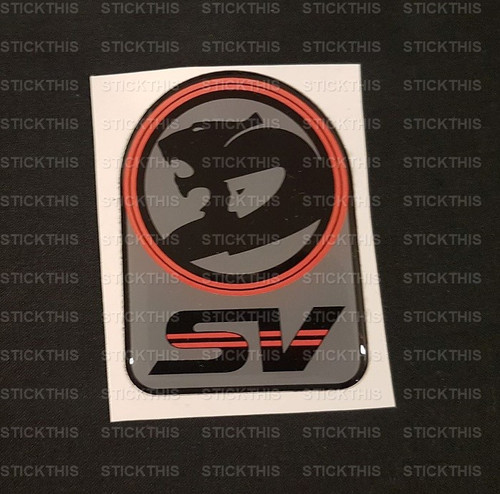 SV Walkinshaw Guard Badge, VL