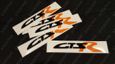 VS GTS R Wheel Spoke Decal x5