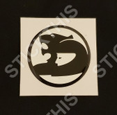 VL Walkinshaw Wheel Cap Badge