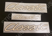 Ford ED Classic Body Decals