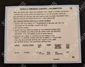 Emission 92008937 ER - VC 4.2L