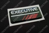 Executive VN Boot Badge