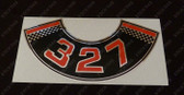 327 Chev Air Cleaner Decal