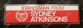 Sydney Atkinsons Another Holden From Statesman - Perth WA