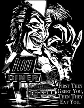 Blood Diner T-Shirt