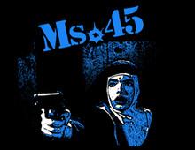 Ms. 45 T-Shirt