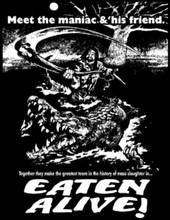 Eaten Alive (USA) T-Shirt