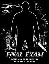 Final Exam T-Shirt