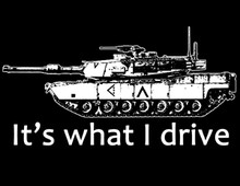 Abrams Tank T-Shirt
