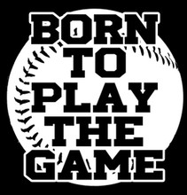Born To Play the Game T-Shirt