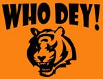 Who Dey! T-Shirt