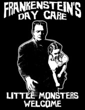 Frankenstein's Day Care T-Shirt