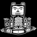 Tlingit Bear T-Shirt