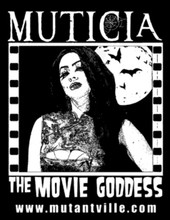 Muticia the Movie Goddess T-Shirt