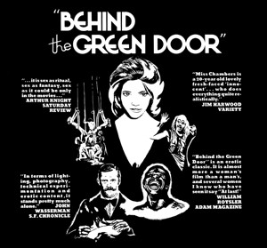 Behind The Green Door T Shirt