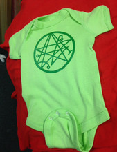 Sigil of the Gateway Onesie