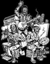 Art Never Dies T-Shirt by Todd N. Kennedy