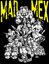 Mad Mex T-Shirt by Todd N. Kennedy