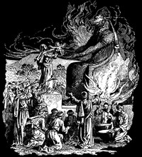 Offering to Moloch T-Shirt