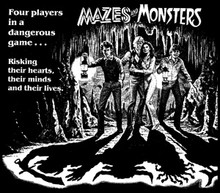 Monsters & Mazes T-Shirt