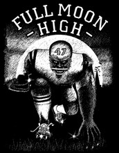 Full Moon High T-Shirt